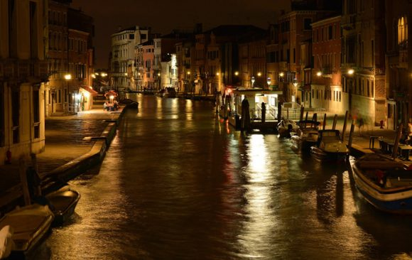 Halloween: is Venice scary?