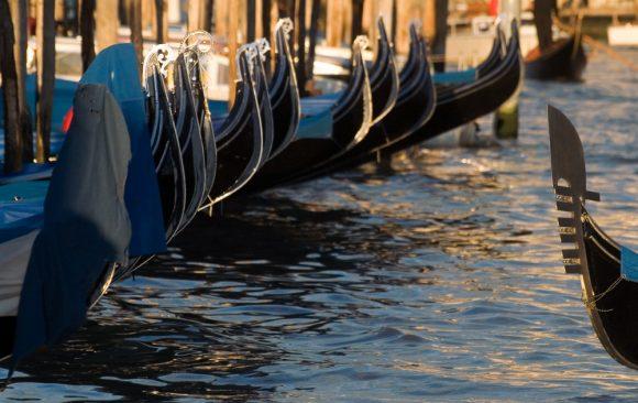 A trip on the gondolas