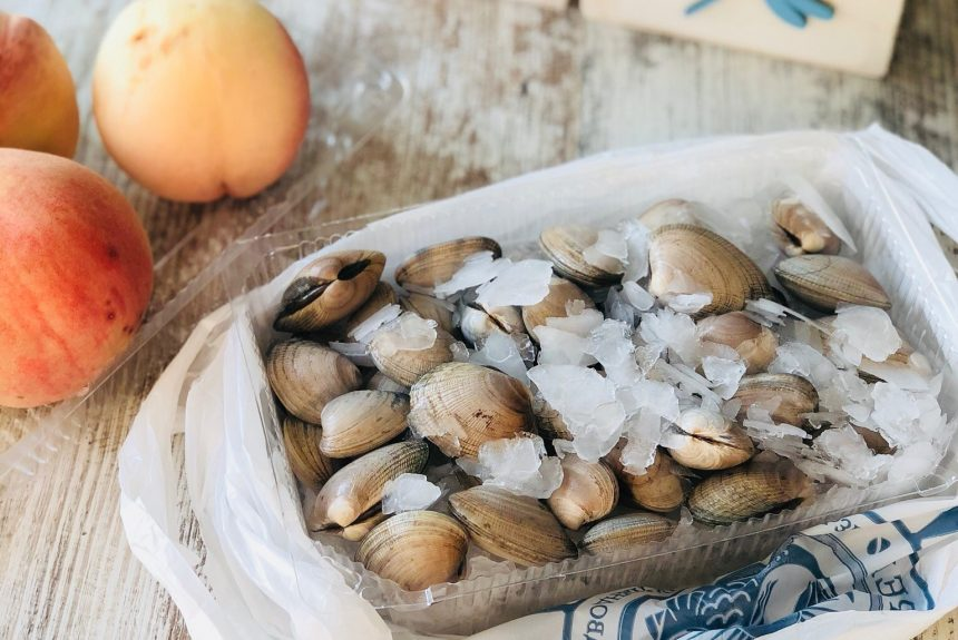 The must have of the summer: the clams