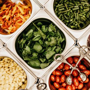 Le nostre insalate: provale tutte!