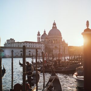 Getting Around Venice: Basilica of Santa Maria