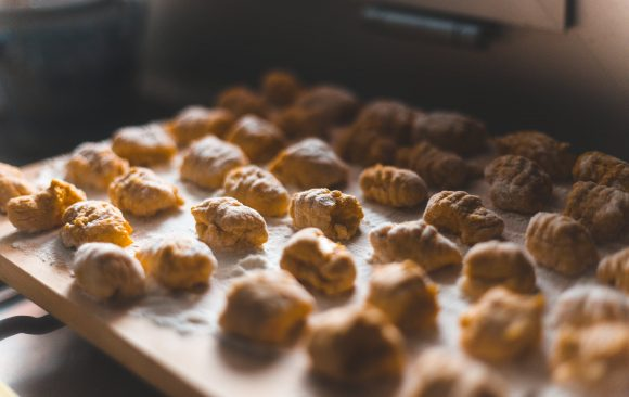 Our gnocchi: three different recipes!