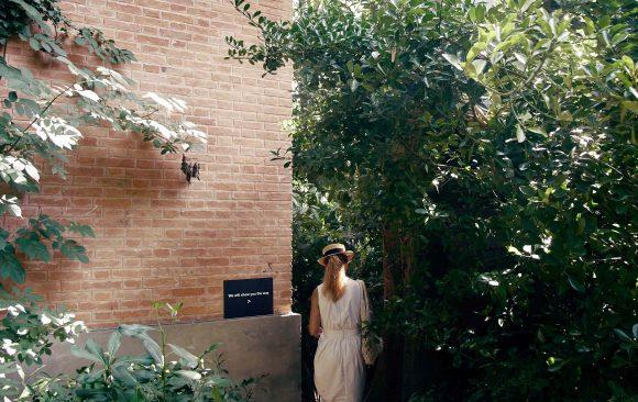 Girare Venezia: i giardini della Biennale