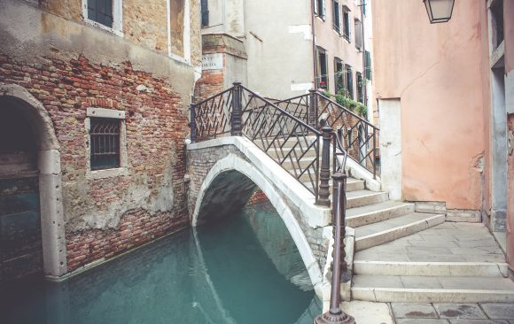 Through the streets of Venice: Jewish Ghetto